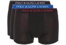Boxerky 3 ks Polo Ralph Lauren | Černá | Pánské | S