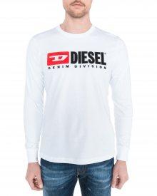 Just Triko Diesel | Bílá | Pánské | L