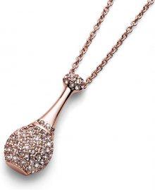 Oliver Weber Exkluzivní náhrdelník Shopping Eau Spring 11658RG