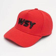 Čepice Fitted červená Standardní