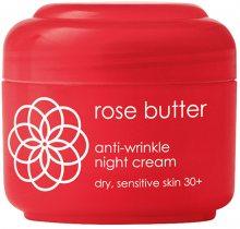 Ziaja Noční krém proti vráskám Rose Butter 50 ml