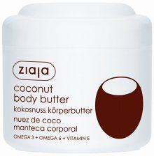 Ziaja Tělové máslo Coconut 200 ml