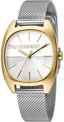 Esprit Infinity Silver Gold Mesh ES1L038M0115