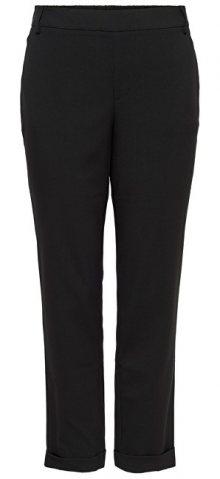 ONLY Dámské kalhoty Fini Pull Up Pants Tlr Black 34