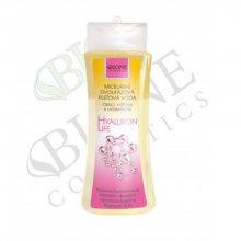 Bione Cosmetics Micelární dvoufázová pleťová voda s kyselinou hyaluronovou Hyaluron Life 255 ml