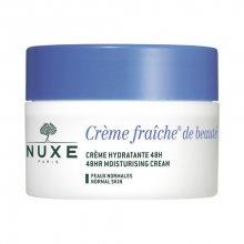 Nuxe Hydratační krém pro normální pleť Creme Fraiche De Beauté (48HR Moisturising Cream) 50 ml