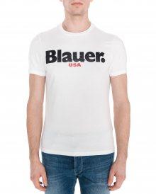 Triko Blauer   Bílá   Pánské   M