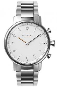 Kronaby Vodotěsné Connected watch Nord A1000-0710