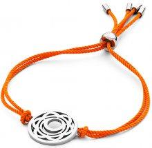 CO88 Oranžový náramek Druhá čakra 860-180-090213-0000