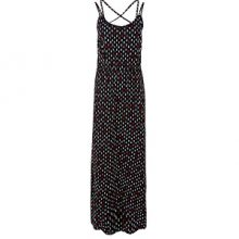 Q/S designed by Dámské dlouhé vzorované šaty 40