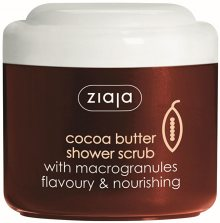 Ziaja Vyživující sprchový peeling Cocoa Butter 200 ml