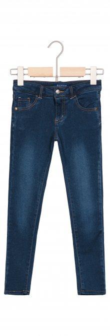 Jeans dětské Guess | Modrá | Dívčí | 2 roky