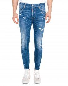 Skater Jeans DSQUARED2 | Modrá | Pánské | IT-46
