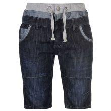 Pánské jeansové šortky No Fear