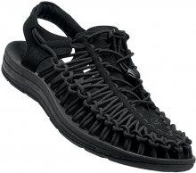 KEEN Pánské sandály Uneek Black/Black 44