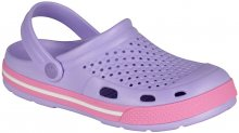 Coqui Dámské pantofle Lindo Lt.Lila/Pink 6413-100-0238 37
