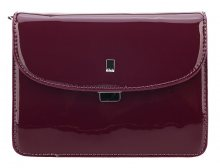 David Jones Dámská crossbody kabelka Dark Bordeaux CM4024