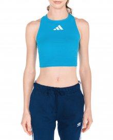 Crop Top adidas Originals   Modrá   Dámské   XS