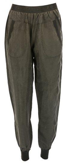Deha Dámské kalhoty Jogger Pants B84255 Dark Olive S