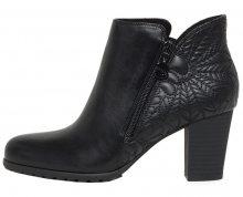 Desigual Dámské kotníkové boty Shoes Frida Lottie Negro 18WSAP03 2000 38