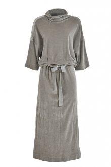 Deha Dámské šaty Dress B64516 Walnut Brown L