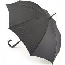 Fulton Pánský holový vystřelovací deštník Shoreditch 2 Cross Print G832