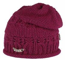 CAPU Zimní čepice 398-I Purple