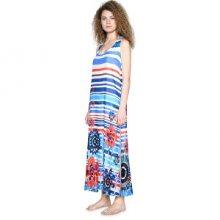 Desigual Dámské šaty Vest Flora 18SWMW04 5202 M