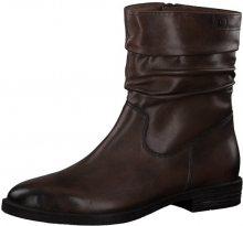 Tamaris Dámské kotníkové boty 1-1-25014-21-305 Cognac 40