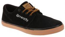 Meatfly Pánské tenisky Atlas Sneakers A-Black 41