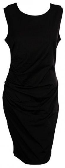 Smashed Lemon Dámské krátké šaty Black 17805/02 XS