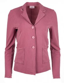 Deha Dámské sako Button Jacket B84292 Rose Wine M