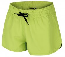 Hannah Dámské šortky Saloni Lime punch 34