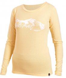 Northfinder Dámské triko Calesa Yellow TR4188OR-223 S
