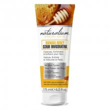 Naturalium Tělový peeling Manukový med (Manuka Honey Scrub Invigorating) 175 ml