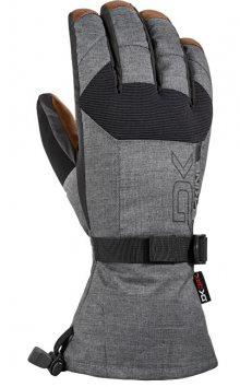 Dakine Rukavice Leather Scout 1300207-W19 Carbon M