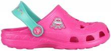 Coqui Dětské pantofle Little Frog Lt. fuchsia/Mint 8701-100-3644 31-32