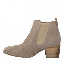 Tamaris Dámské kotníkové boty 1-1-25342-22-341 Taupe 37
