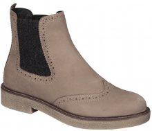 Scholl Dámské kotníkové boty Rudy Memory Cushion Taupe F272921062 37