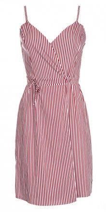 Fornarina Dámské šaty Sophy-Red Dress L