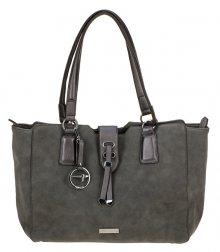Tamaris Dámská kabelka Vina Shopping Bag 2769182-295 Grey Comb