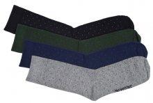 ONLY&SONS Pánské ponožky Niko Dots Socks 4-Pack Noos Black
