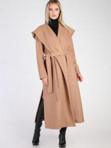 Carla by Rozarancio Dámský dlouhý vlněný kabát\n\n