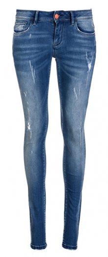 Cars Jeans Dámské modré kalhoty Juliette STW (Stonewashed) 7901806.33 27