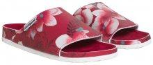 Desigual Dámské pantofle Sandel Hindi Dancer Poppy Coral 19SUBP01 7058 36