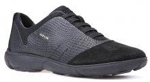 GEOX Dámské sportovní tenisky Nebula Black D741EA-09L22-C9999 36