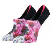 Stance Dámské kotníčkové ponožky Call Me Later Black W115A18CAL-BLK 35-37