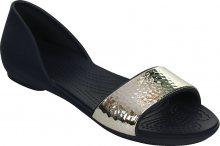 Crocs Dámské baleríny Crocs Lina Embellished Dorsay Navy/Silver 204361-488 36-37