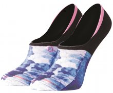 Stance Dámské kotníčkové ponožky Tropic Storm Blue W115A18TRO-BLU 38-42