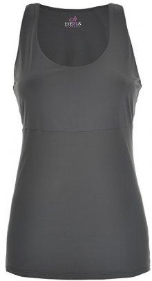 Deha Dámské triko Yoga Tank Top B84520 Ombre Blue S